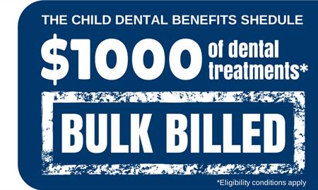 Melbourne Child Dental Benefits Schedule